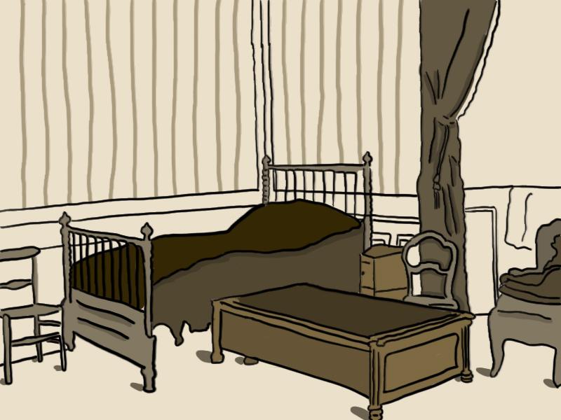 [Recrutement] Projet Kafka - Episode 1 : Ravachol  Chambrenormal